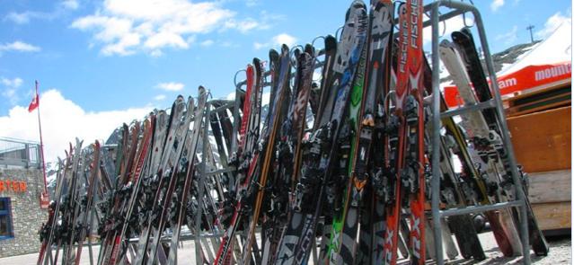 Прокат лыж и сноубордов Красная Поляна