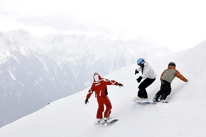 Прокат горных лыж в Адлере
