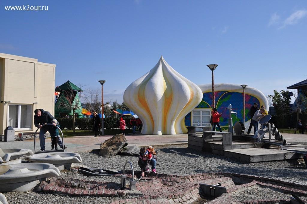 Эко-деревня Сочи парка
