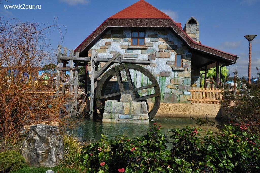 Эко-Деревня Сочи парк