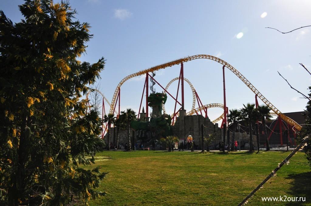 Сочи парк змей горыныч