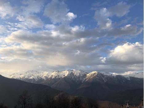 Прокат лыж в ГЛК Красная Поляна