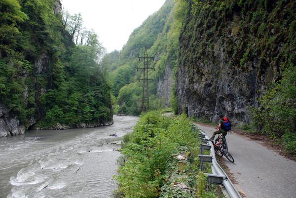 Велотуры в Красной Поляне Сочи от K2TOUR