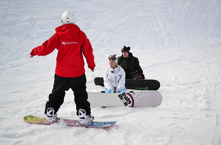 Прокат сноубордов Красная Поляна