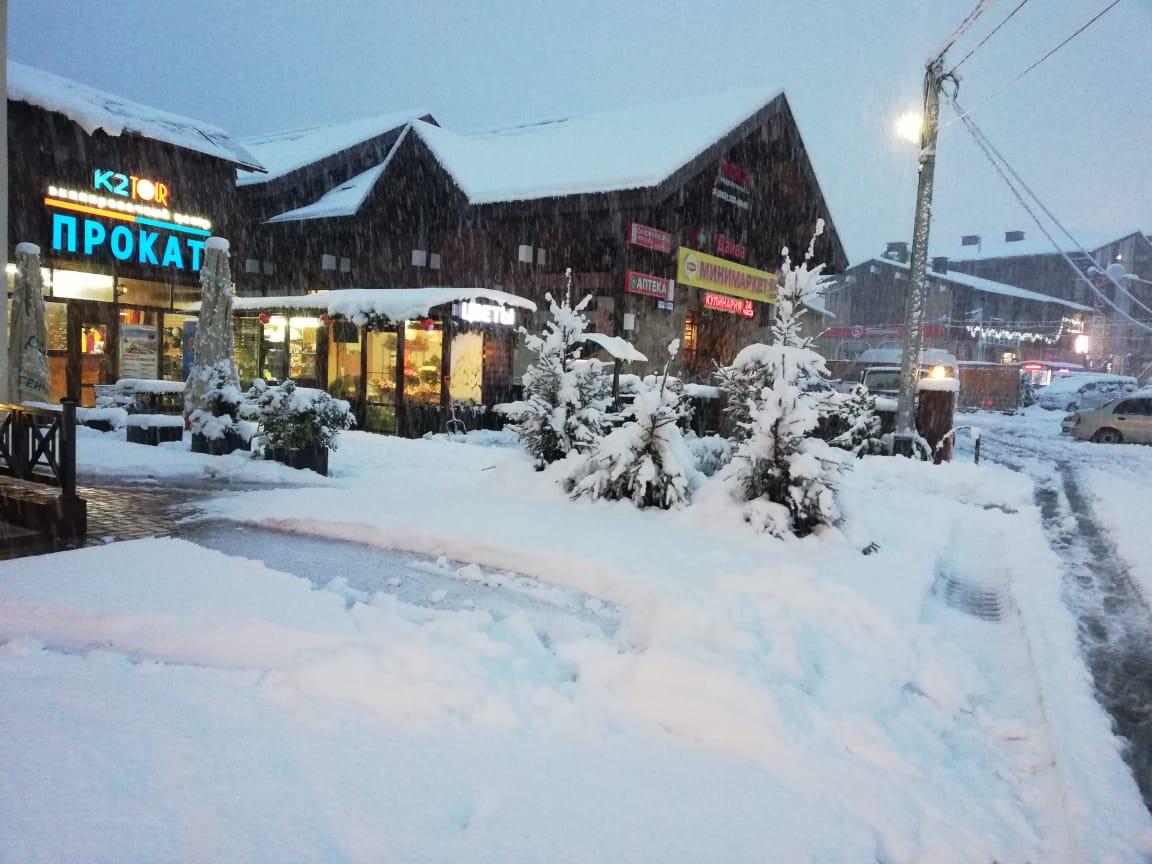 Прокат сноубордов в Адлере