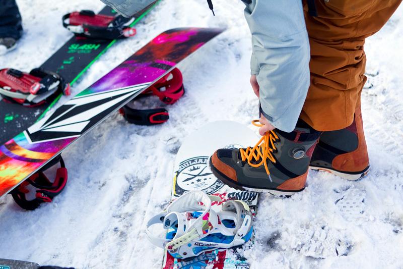 Прокат сноубордов в Красной Поляне