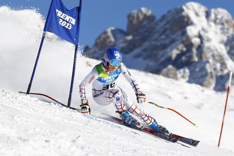 стоянка сноубордов