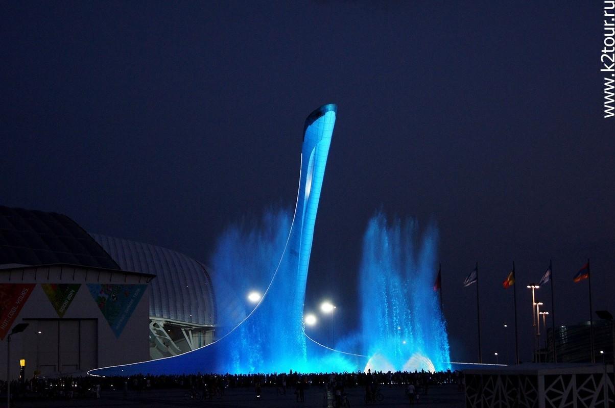 Прокат велосипедов Олимпийский парк